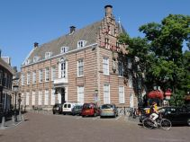 Paus Huize (House of the Pope) Utrecht